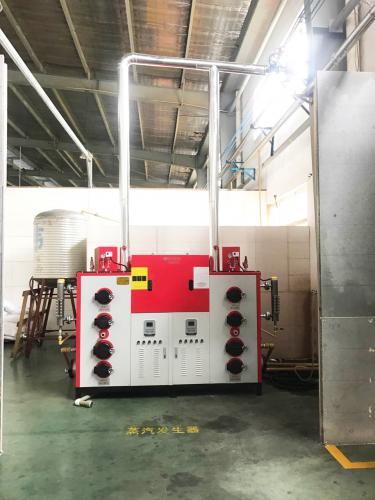 600公斤betway88必威app蒸汽发生器