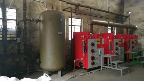 1吨betway88必威app蒸汽发生器组合
