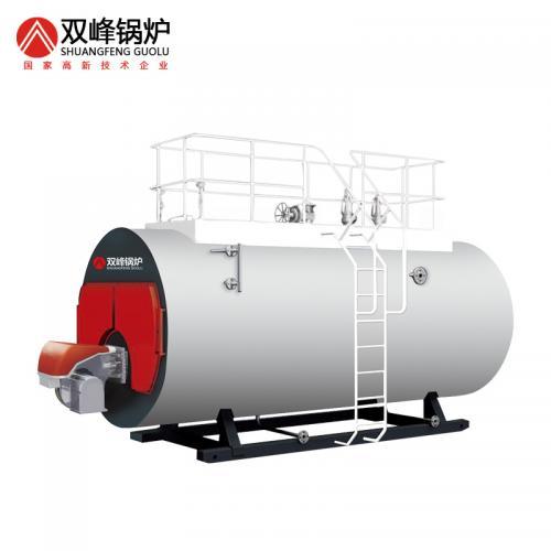 卧式燃气(油)热水锅炉